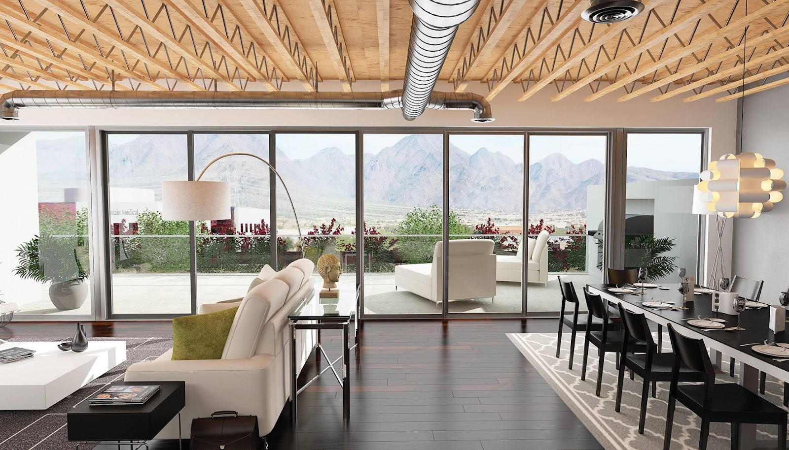 What are 5 highlights of SOHO Scottsdale living